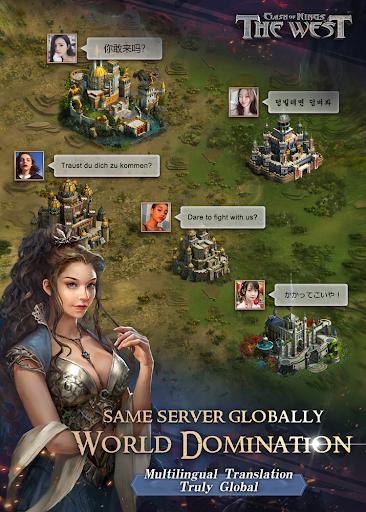 Clash of KingsThe West v2.105.0 screenshots 15