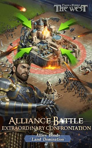 Clash of KingsThe West v2.105.0 screenshots 2