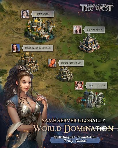 Clash of KingsThe West v2.105.0 screenshots 9