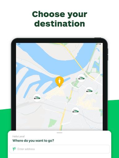 CleverShuttle Ridesharing Service v2.67.0 screenshots 10