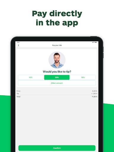 CleverShuttle Ridesharing Service v2.67.0 screenshots 7