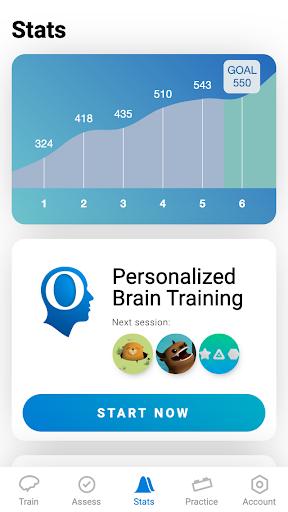CogniFit – Test amp Brain Games v4.2.16 screenshots 1