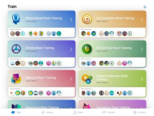 CogniFit – Test amp Brain Games v4.2.16 screenshots 10