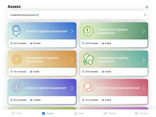 CogniFit – Test amp Brain Games v4.2.16 screenshots 11
