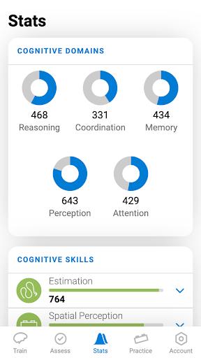 CogniFit – Test amp Brain Games v4.2.16 screenshots 2