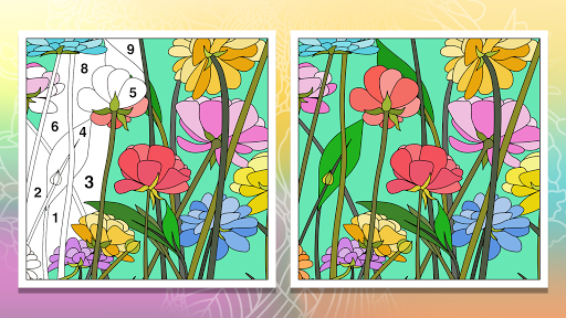Coloring Book – Color by Number amp Paint by Number v2.0 screenshots 13
