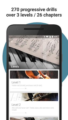 Complete Music Reading Trainer v1.2.6-65 117065 screenshots 2