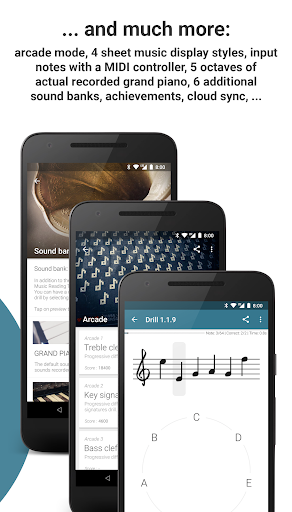 Complete Music Reading Trainer v1.2.6-65 117065 screenshots 4