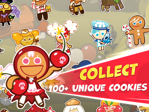 Cookie Run OvenBreak – Endless Running Platformer v7.612 screenshots 19