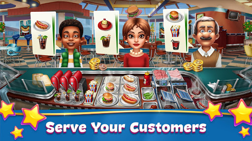 Cooking Fever Restaurant Game v12.0.0 screenshots 8