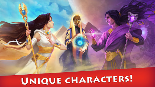 Cradle of Empires – Match 3 Games. Egypt jewels v6.8.5 screenshots 9