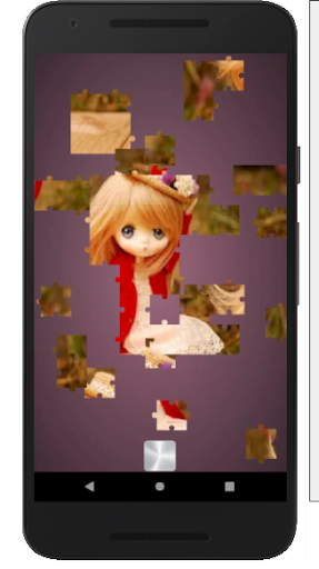 Cute Dolls Jigsaw And Slide Puzzle Game v1.51.7 screenshots 1