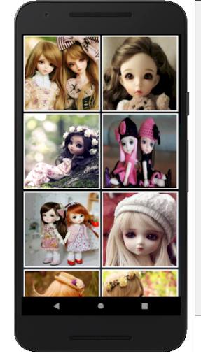 Cute Dolls Jigsaw And Slide Puzzle Game v1.51.7 screenshots 4