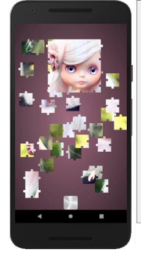 Cute Dolls Jigsaw And Slide Puzzle Game v1.51.7 screenshots 7