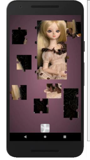 Cute Dolls Jigsaw And Slide Puzzle Game v1.51.7 screenshots 9
