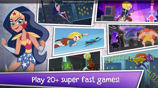 DC Super Hero Girls Blitz v2021.1.0 screenshots 1