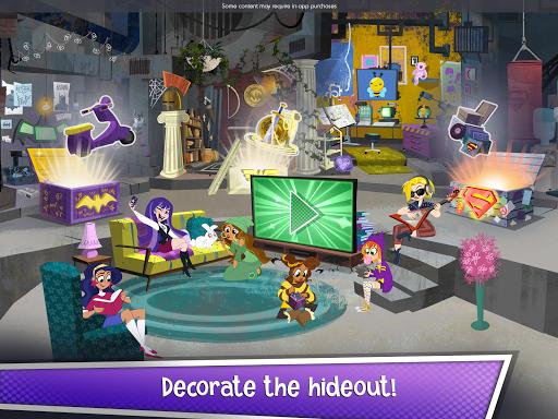 DC Super Hero Girls Blitz v2021.1.0 screenshots 11