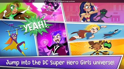 DC Super Hero Girls Blitz v2021.1.0 screenshots 6