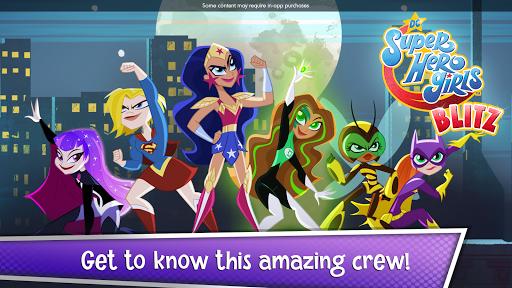 DC Super Hero Girls Blitz v2021.1.0 screenshots 7