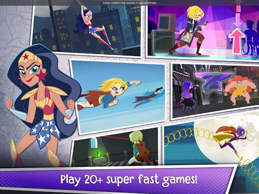 DC Super Hero Girls Blitz v2021.1.0 screenshots 9