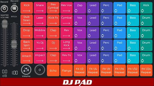 DJ PADS – Become a DJ v1.12 screenshots 1