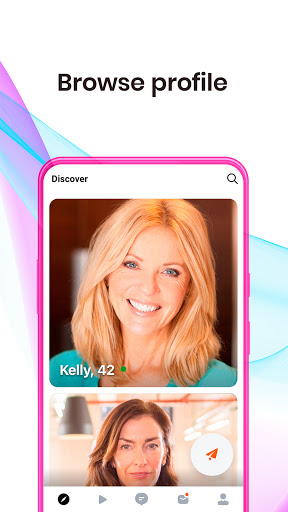 DateMyAge Chat Meet Date Mature Singles Online v7.19.0 screenshots 2