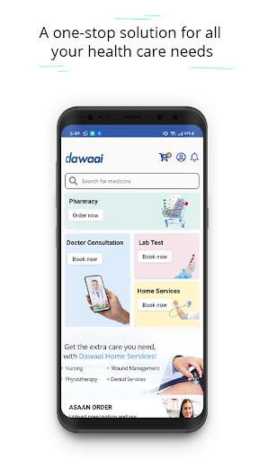 Dawaai – Online Medicines and Healthcare v2.23.6 screenshots 1