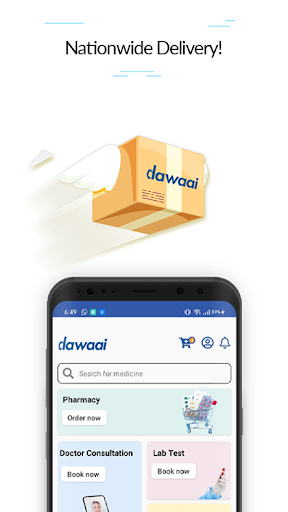 Dawaai – Online Medicines and Healthcare v2.23.6 screenshots 4