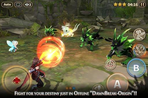 Dawn Break -Origin- v screenshots 2