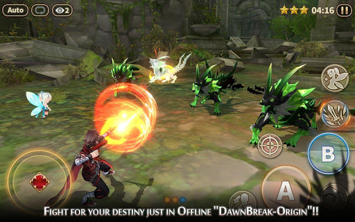 Dawn Break -Origin- v screenshots 9
