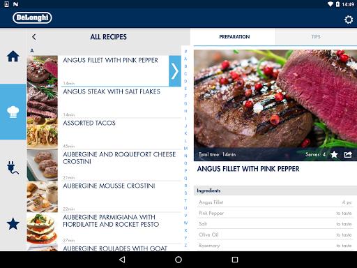 DeLonghi Livenza Grill v1.0.32 screenshots 11