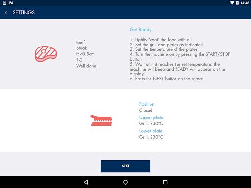 DeLonghi Livenza Grill v1.0.32 screenshots 9