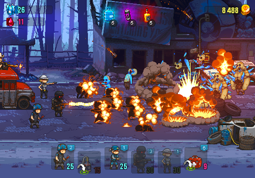 Dead Ahead Zombie Warfare v3.0.6 screenshots 12
