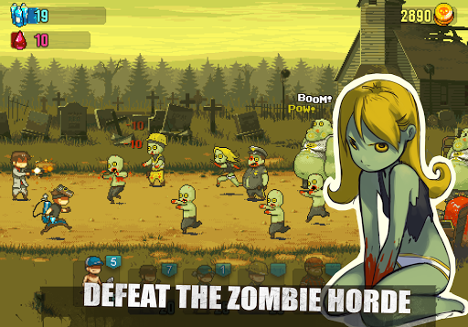 Dead Ahead Zombie Warfare v3.0.6 screenshots 14