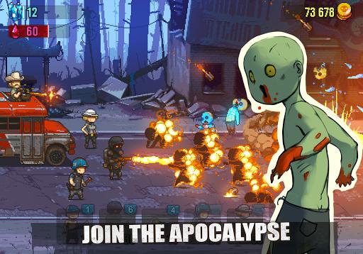 Dead Ahead Zombie Warfare v3.0.6 screenshots 15