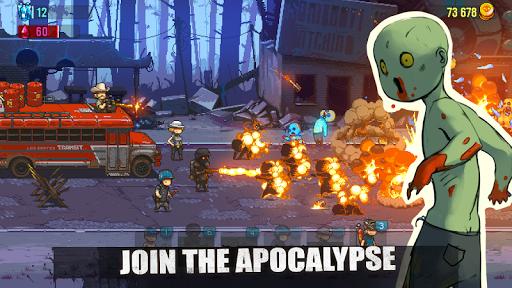 Dead Ahead Zombie Warfare v3.0.6 screenshots 3