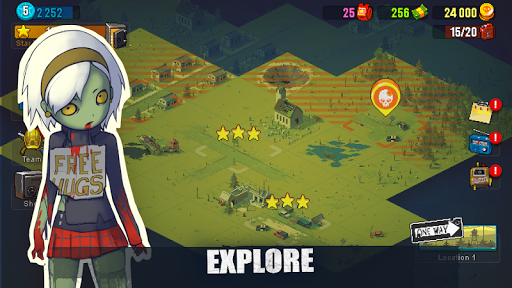 Dead Ahead Zombie Warfare v3.0.6 screenshots 4