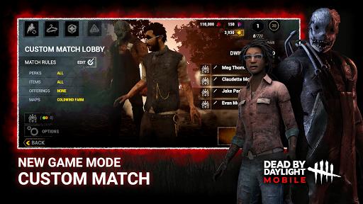 Dead by Daylight Mobile – Multiplayer Horror Game v4.6.1040 screenshots 1