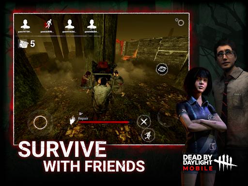 Dead by Daylight Mobile – Multiplayer Horror Game v4.6.1040 screenshots 12