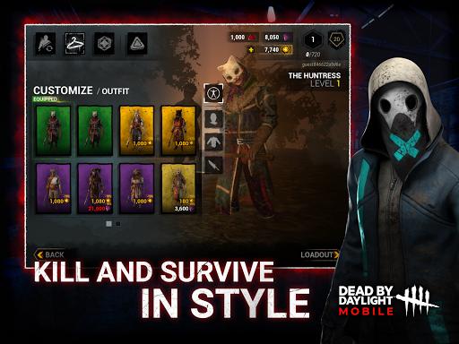 Dead by Daylight Mobile – Multiplayer Horror Game v4.6.1040 screenshots 14