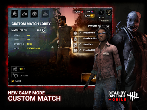 Dead by Daylight Mobile – Multiplayer Horror Game v4.6.1040 screenshots 17