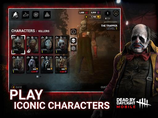 Dead by Daylight Mobile – Multiplayer Horror Game v4.6.1040 screenshots 21