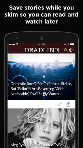 Deadline v14.0 screenshots 1