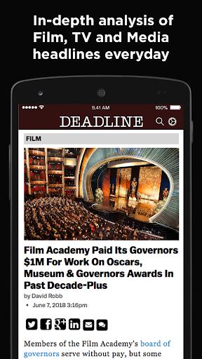 Deadline v14.0 screenshots 2