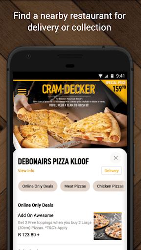Debonairs Pizza v2.1.141 screenshots 2