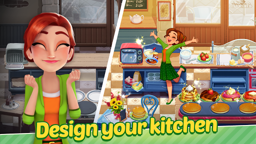 Delicious World – Cooking Restaurant Game v1.22.3 screenshots 1