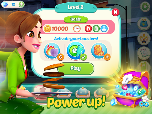 Delicious World – Cooking Restaurant Game v1.22.3 screenshots 15