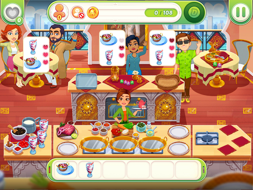 Delicious World – Cooking Restaurant Game v1.22.3 screenshots 16