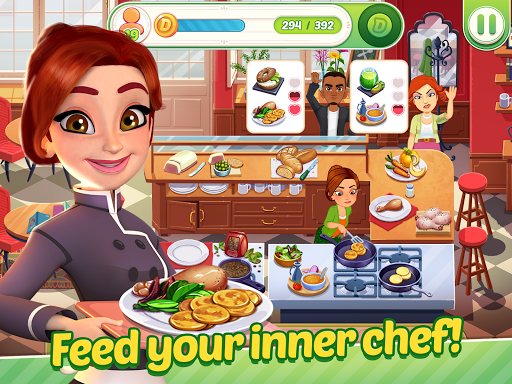 Delicious World – Cooking Restaurant Game v1.22.3 screenshots 18