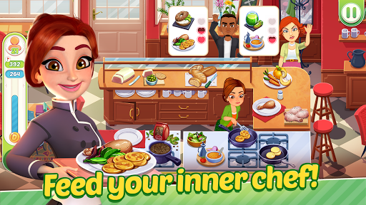 Delicious World – Cooking Restaurant Game v1.22.3 screenshots 2